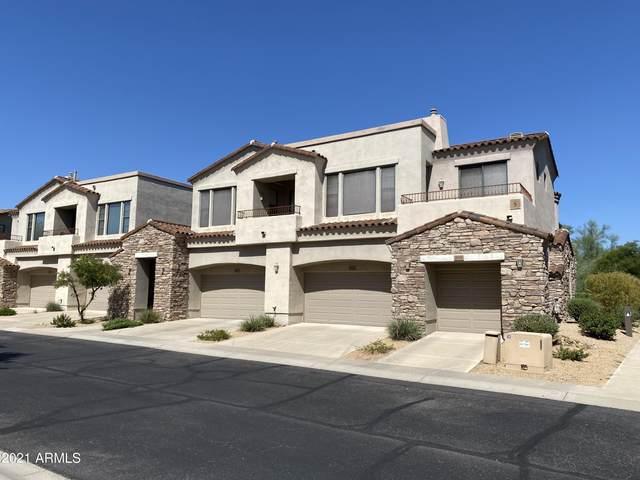 19550 N Grayhawk Drive #1024, Scottsdale, AZ 85255 (MLS #6298935) :: My Home Group
