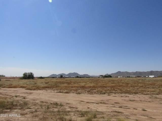 0 W Rocky Drive, Maricopa, AZ 85139 (MLS #6298936) :: RE/MAX Desert Showcase