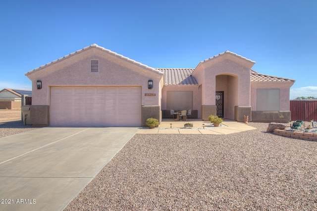 10852 W Cove Drive, Arizona City, AZ 85123 (MLS #6298962) :: RE/MAX Desert Showcase