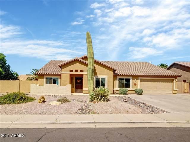 9654 E Impala Avenue, Mesa, AZ 85209 (MLS #6298975) :: Elite Home Advisors