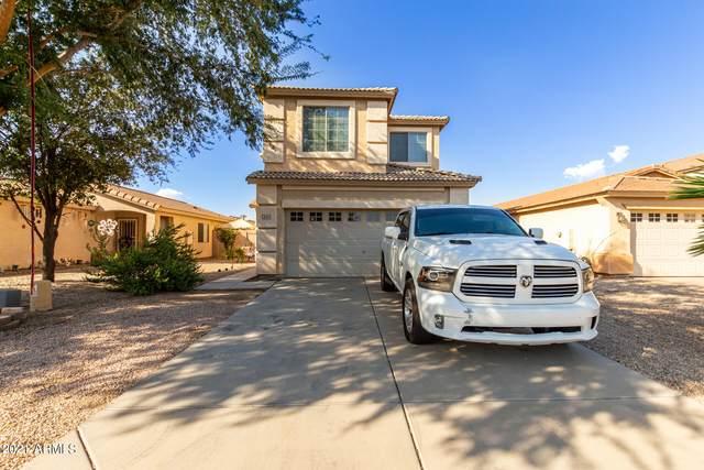 830 E Pollino Street, San Tan Valley, AZ 85140 (MLS #6298977) :: Balboa Realty