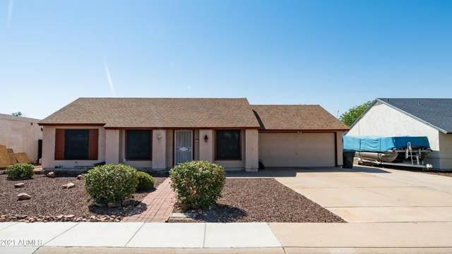 1101 W Monona Drive, Phoenix, AZ 85027 (MLS #6298985) :: Elite Home Advisors