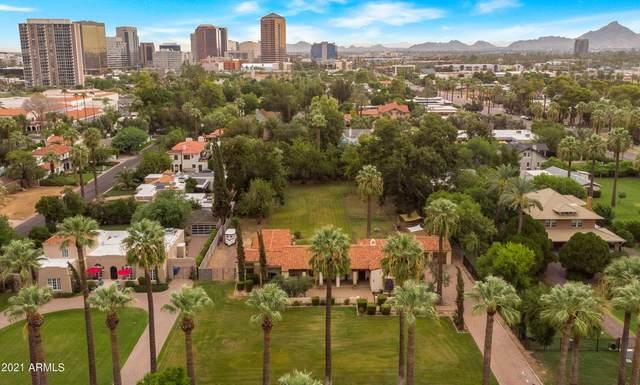 124 E Palm Lane, Phoenix, AZ 85004 (MLS #6298989) :: The Daniel Montez Real Estate Group
