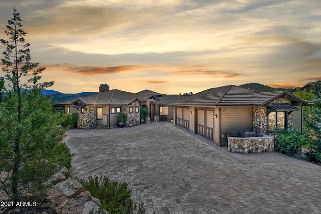 2601 E Rim Club Drive, Payson, AZ 85541 (MLS #6298995) :: My Home Group