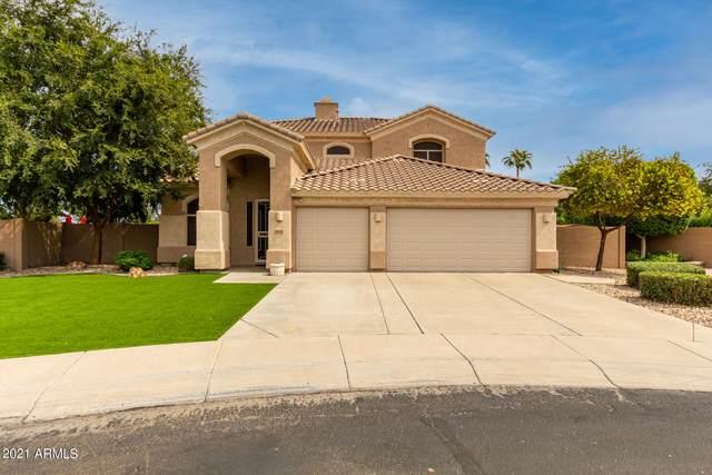 19203 N 59TH Drive, Glendale, AZ 85308 (MLS #6299002) :: The Daniel Montez Real Estate Group