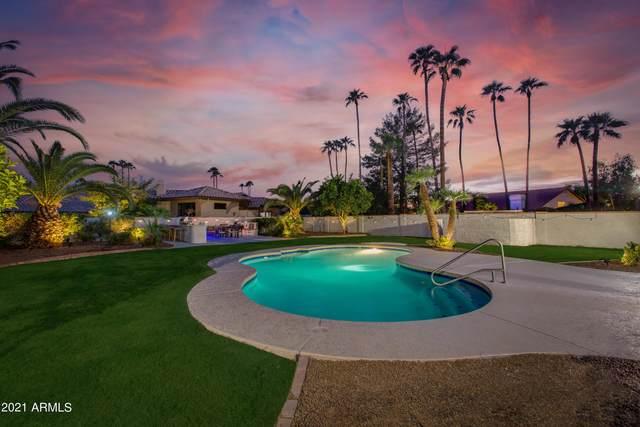 9765 E Ironwood Drive, Scottsdale, AZ 85258 (MLS #6299005) :: My Home Group