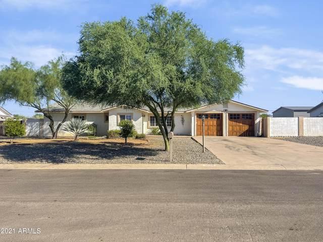 10124 E Jones Avenue, Mesa, AZ 85208 (MLS #6299006) :: My Home Group