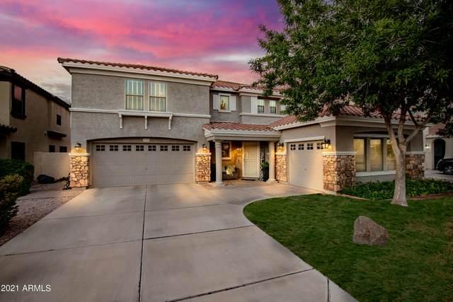 19734 E Arrowhead Trail, Queen Creek, AZ 85142 (MLS #6299035) :: Elite Home Advisors