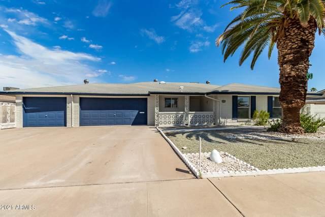 10527 W Bellarose Drive, Sun City, AZ 85351 (MLS #6299039) :: My Home Group