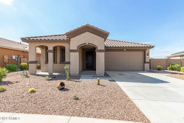 18174 W Thistle Landing Drive, Goodyear, AZ 85338 (MLS #6299056) :: The Daniel Montez Real Estate Group