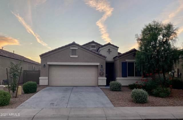 3746 N 298th Avenue, Buckeye, AZ 85396 (MLS #6299059) :: The Daniel Montez Real Estate Group