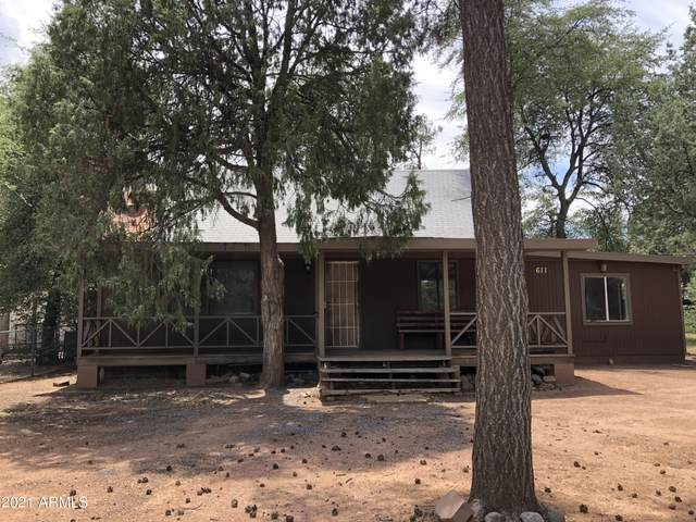 611 W Bridle Path Lane, Payson, AZ 85541 (MLS #6299071) :: West Desert Group | HomeSmart