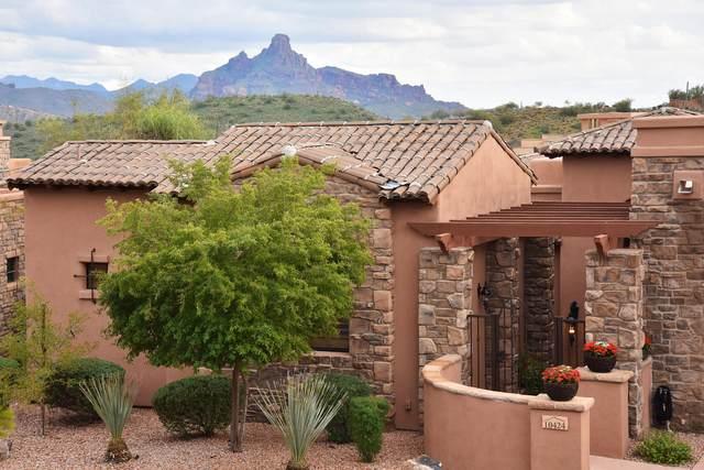 10424 N Villa Ridge Court, Fountain Hills, AZ 85268 (MLS #6299080) :: The Daniel Montez Real Estate Group