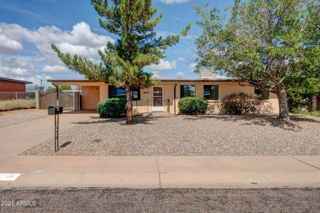 2047 Santa Maria Drive, Sierra Vista, AZ 85635 (MLS #6299092) :: TIBBS Realty