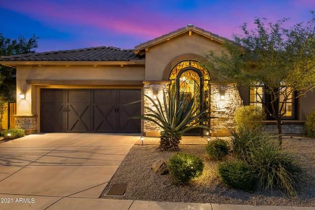 21915 N 36TH Street, Phoenix, AZ 85050 (MLS #6299096) :: Elite Home Advisors