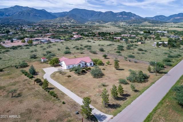 1900 E Kachina Trail, Sierra Vista, AZ 85650 (MLS #6299097) :: TIBBS Realty