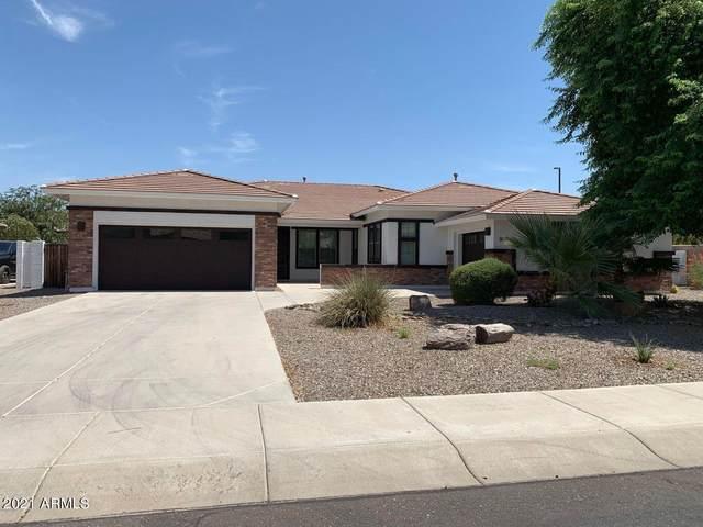 4591 S Griswold Street, Gilbert, AZ 85297 (MLS #6299104) :: The Daniel Montez Real Estate Group