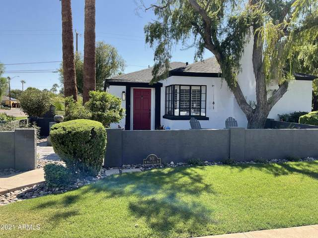 501 W Monte Vista Road, Phoenix, AZ 85003 (MLS #6299106) :: The Helping Hands Team