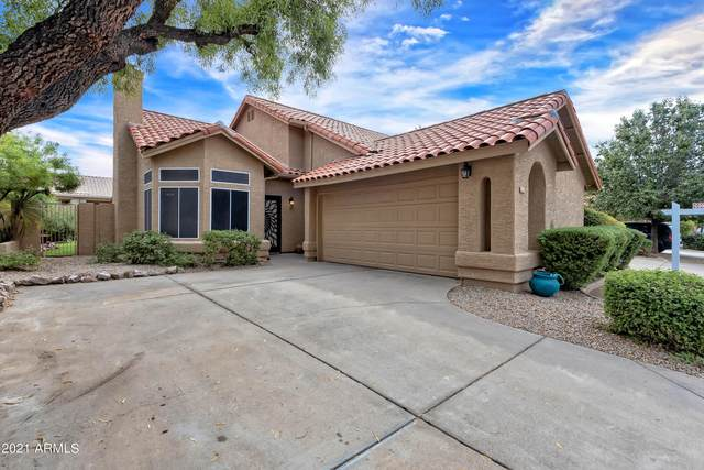 13539 N 92ND Way, Scottsdale, AZ 85260 (MLS #6299108) :: The Property Partners at eXp Realty