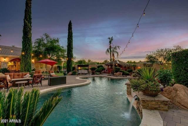 14440 E Vallejo Street, Chandler, AZ 85249 (MLS #6299117) :: The Daniel Montez Real Estate Group