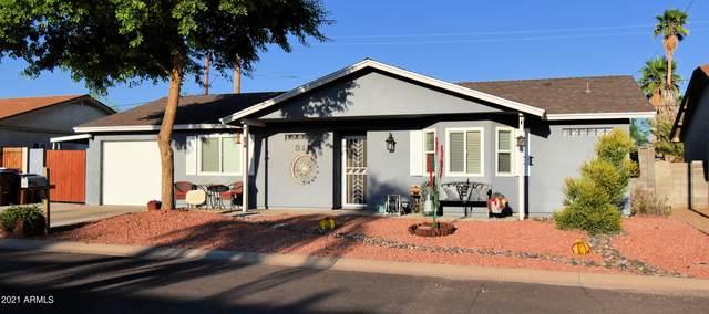 315 S Stardust Lane, Apache Junction, AZ 85120 (MLS #6299142) :: Elite Home Advisors