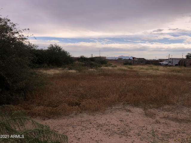 13019 S Lamb Road, Arizona City, AZ 85123 (MLS #6299159) :: Fred Delgado Real Estate Group