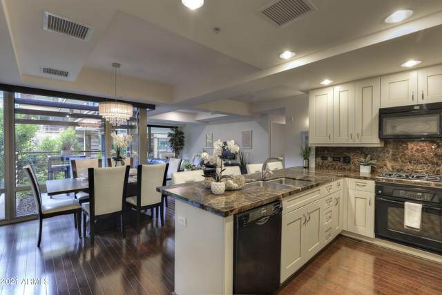 7151 E Rancho Vista Drive #3001, Scottsdale, AZ 85251 (MLS #6299163) :: The Daniel Montez Real Estate Group