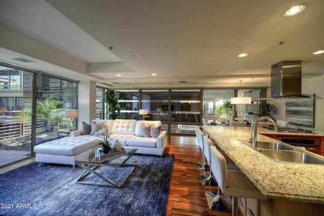 7157 E Rancho Vista Drive #4007, Scottsdale, AZ 85251 (MLS #6299165) :: The Daniel Montez Real Estate Group