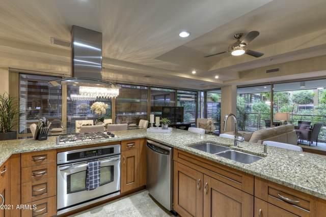 7157 E Rancho Vista Drive #2012, Scottsdale, AZ 85251 (MLS #6299166) :: The Daniel Montez Real Estate Group