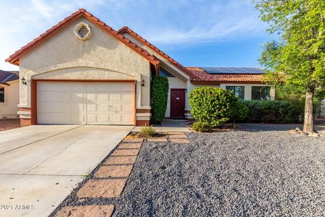 4222 E Holmes Circle, Mesa, AZ 85206 (MLS #6299182) :: The C4 Group
