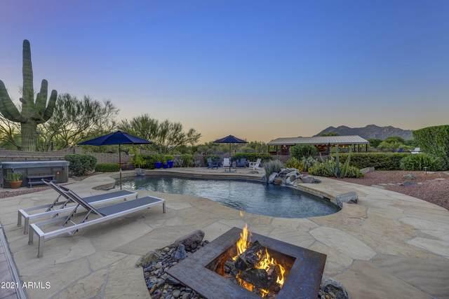 6431 E Smokehouse Trail, Cave Creek, AZ 85331 (MLS #6299183) :: The Daniel Montez Real Estate Group