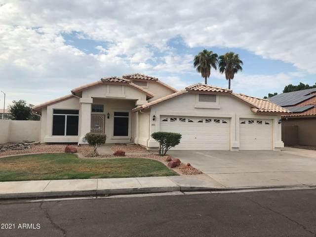 12717 W Lewis Avenue, Avondale, AZ 85392 (MLS #6299194) :: The Daniel Montez Real Estate Group