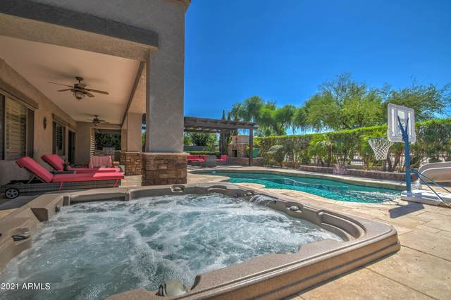 21231 E Nightingale Road, Queen Creek, AZ 85142 (MLS #6299199) :: Elite Home Advisors