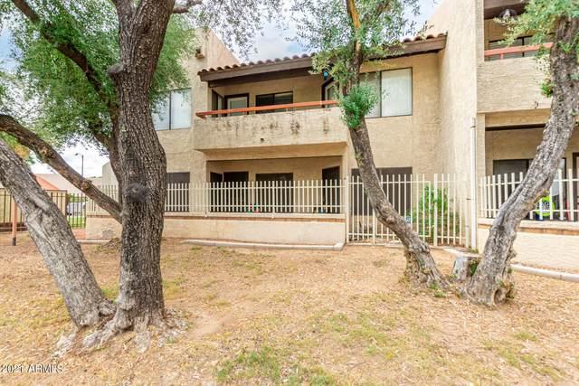 11666 N 28TH Drive #111, Phoenix, AZ 85029 (MLS #6299210) :: Yost Realty Group at RE/MAX Casa Grande