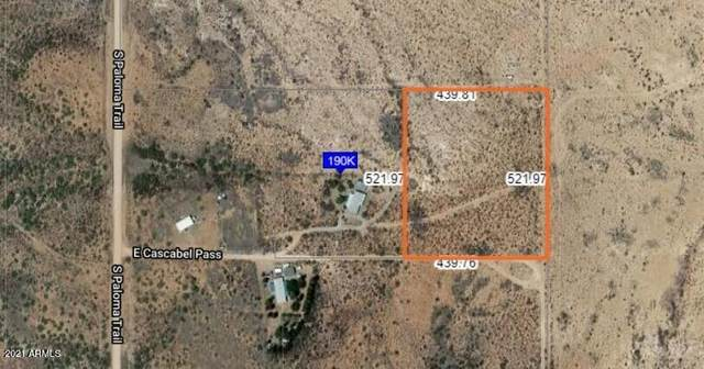 0000 E Cascabel Pass, Hereford, AZ 85615 (MLS #6299212) :: Service First Realty