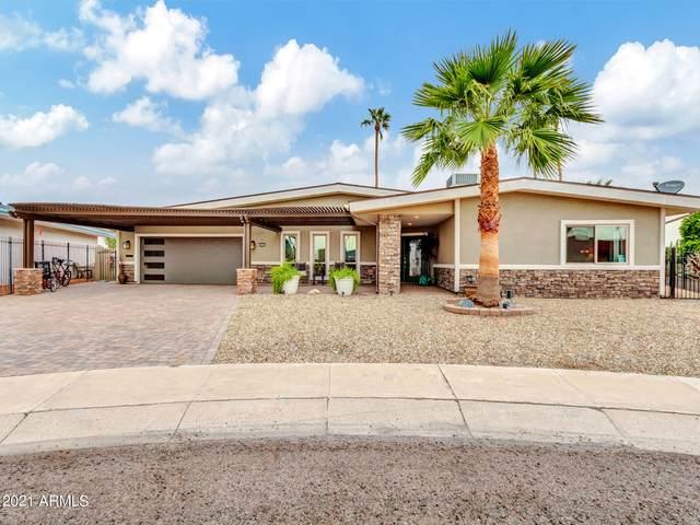 9979 W Willow Point, Sun City, AZ 85351 (MLS #6299225) :: West Desert Group   HomeSmart