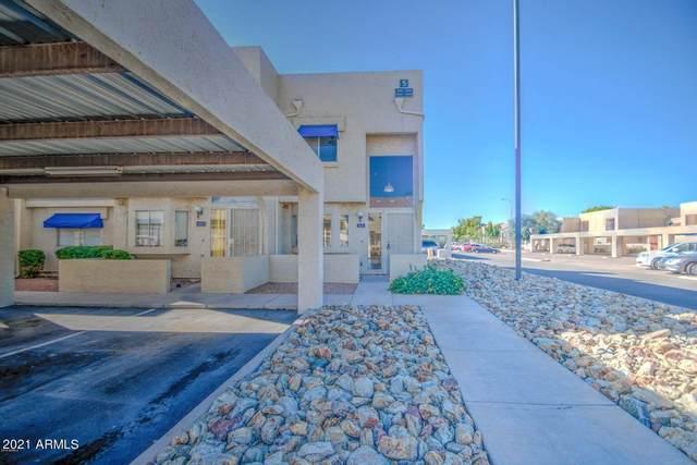 220 N 22ND Place #1032, Mesa, AZ 85213 (MLS #6299241) :: The Daniel Montez Real Estate Group