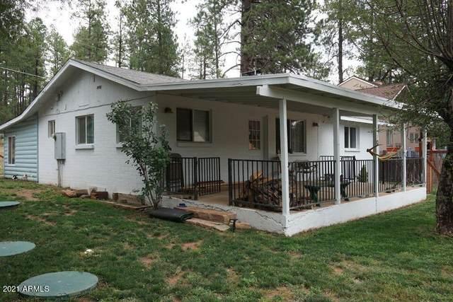 194 W Standage Drive, Payson, AZ 85541 (MLS #6299249) :: West Desert Group | HomeSmart