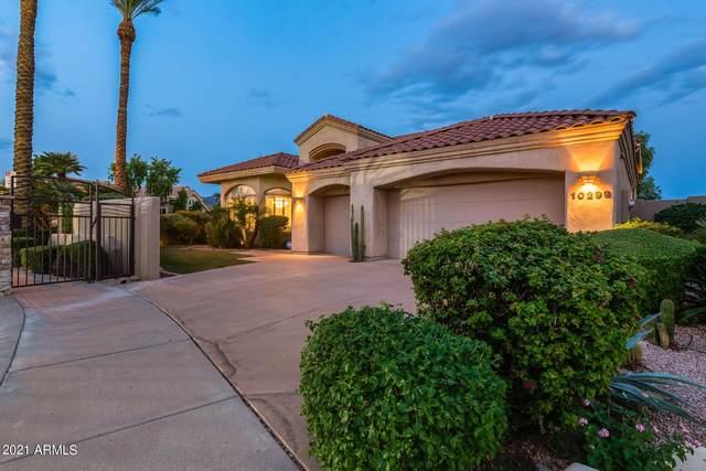 10299 N 103RD Place, Scottsdale, AZ 85258 (MLS #6299251) :: Elite Home Advisors