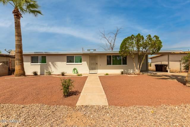 520 W 12TH Street, Eloy, AZ 85131 (MLS #6299267) :: Dave Fernandez Team | HomeSmart
