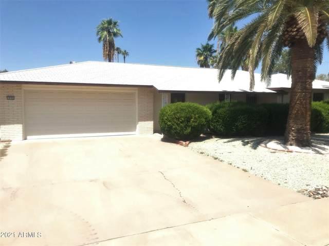 10702 W Pineaire Drive, Sun City, AZ 85351 (MLS #6299288) :: West Desert Group | HomeSmart