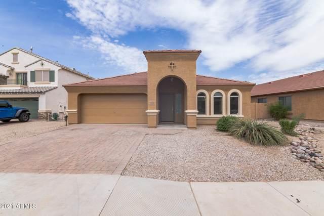 1354 E Racine Drive, Casa Grande, AZ 85122 (MLS #6299292) :: Elite Home Advisors
