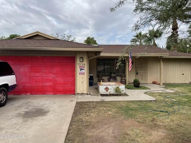 7234 N 31ST Avenue, Phoenix, AZ 85051 (MLS #6299320) :: The Daniel Montez Real Estate Group