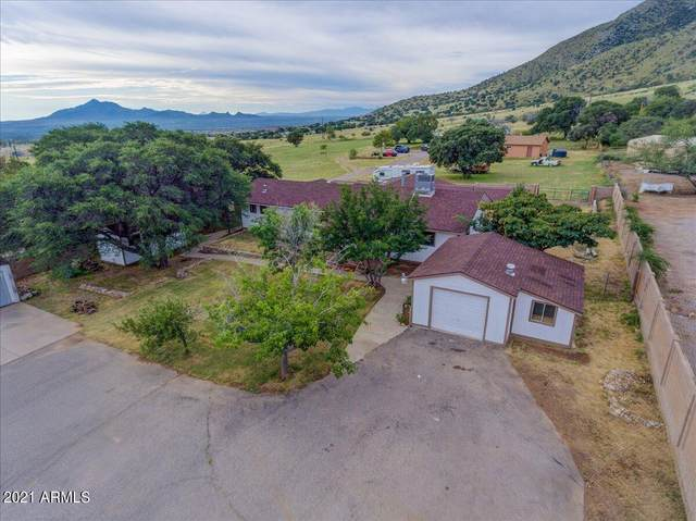 5808 E Prince Placer Road, Hereford, AZ 85615 (MLS #6299358) :: Service First Realty