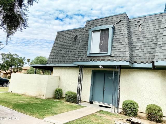 8022 N 32ND Lane, Phoenix, AZ 85051 (MLS #6299362) :: The Daniel Montez Real Estate Group