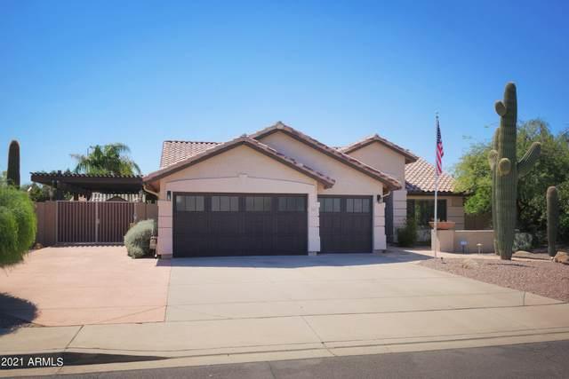 4317 E Ellis Street, Mesa, AZ 85205 (MLS #6299375) :: The Daniel Montez Real Estate Group