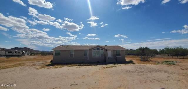 57597 W Fulcar Road, Maricopa, AZ 85139 (MLS #6299377) :: Service First Realty