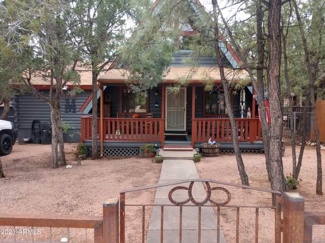 403 W Sherwood Drive, Payson, AZ 85541 (MLS #6299380) :: Klaus Team Real Estate Solutions