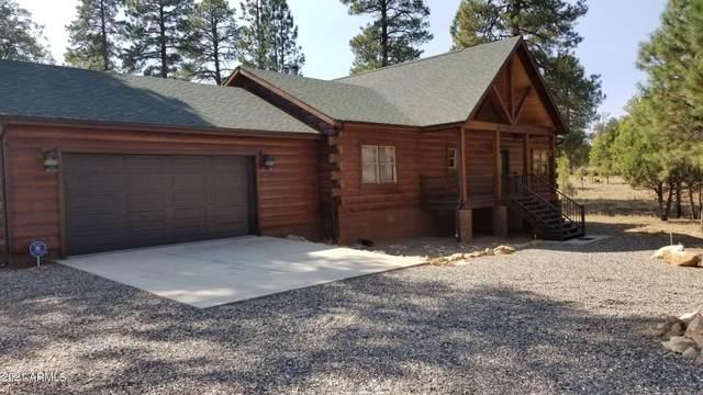 1664 E Sugar Pine Drive, Happy Jack, AZ 86024 (MLS #6299391) :: West Desert Group | HomeSmart
