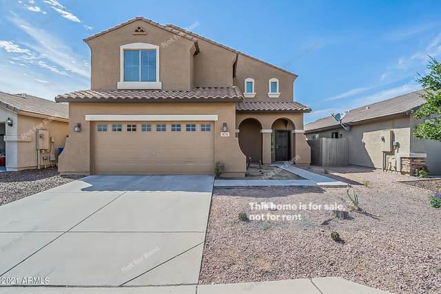 6716 S 36TH Lane, Phoenix, AZ 85041 (MLS #6299398) :: The Daniel Montez Real Estate Group
